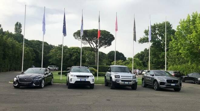 IWR Jaguar Land Rover Cup