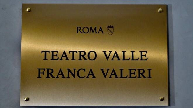 Teatro Valle Franca Valeri