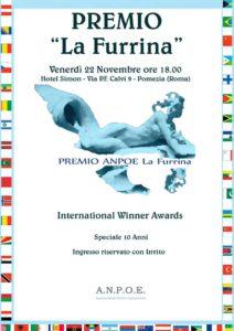 Premio Anpoe: i migliori organizzatori di eventi premiati ve