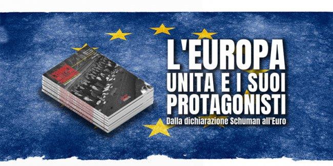 L'Europa unita e i suoi protagonisti. 400 libri a scuole e biblioteche del Lazio